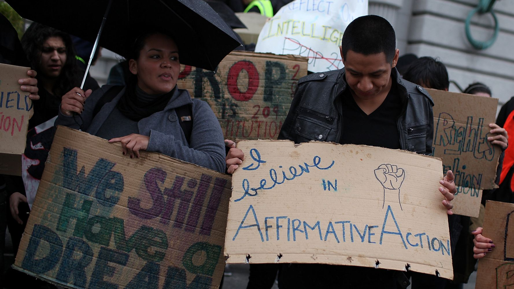Affirmative Action Supporters Could Finally Revive It In California