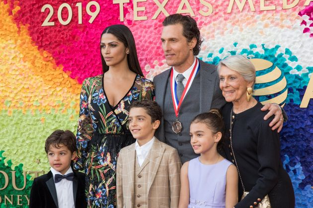 Matthew McConaughey Reveals The 3 Things His Kids Aren't Allowed To Say