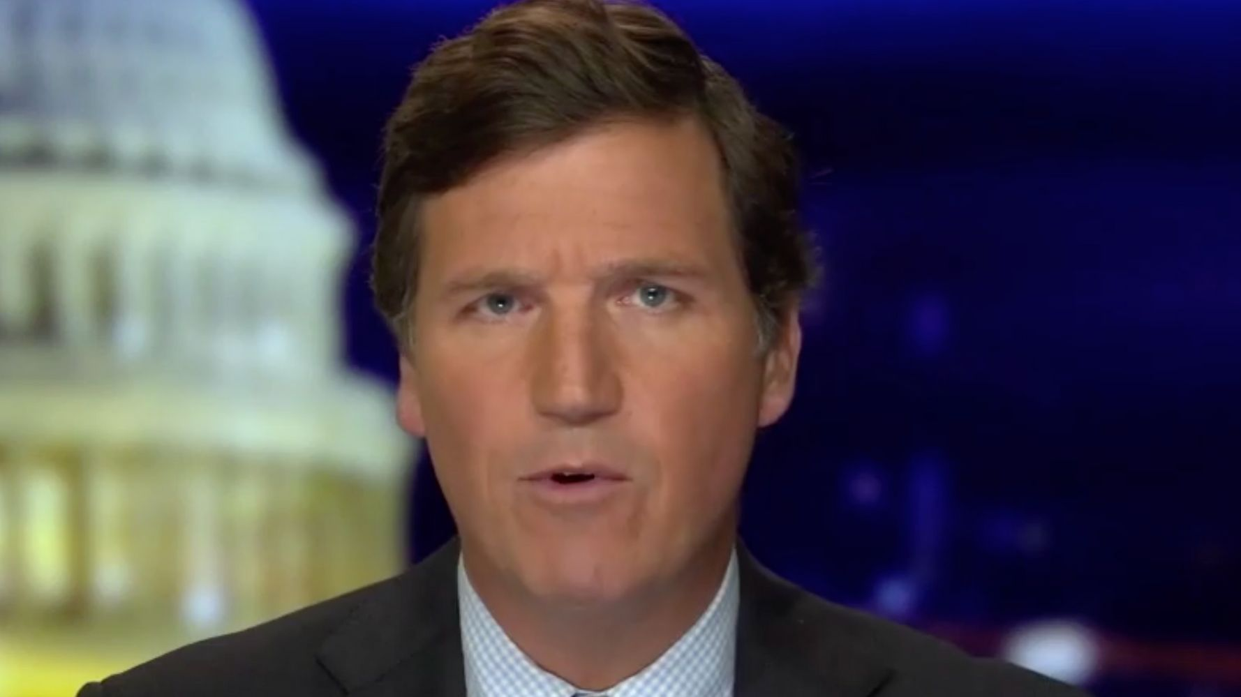 Tucker Carlson Claims He's Going To Leave 'Fallen Man' Hunter Biden Alone Now