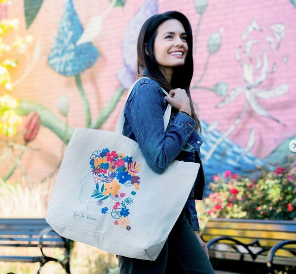 """Chicago Med""/""One Tree Hill"" star Torrey DeVitto is donating proceeds from her <a href=""https://www.thetoteproject.com/colle"