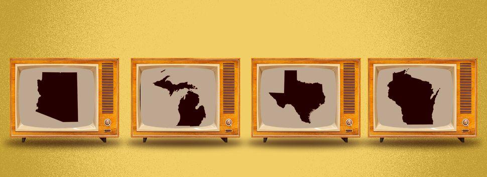 Polls close in Arizona, Michigan, Texas and Wisconsin at 9 p.m.