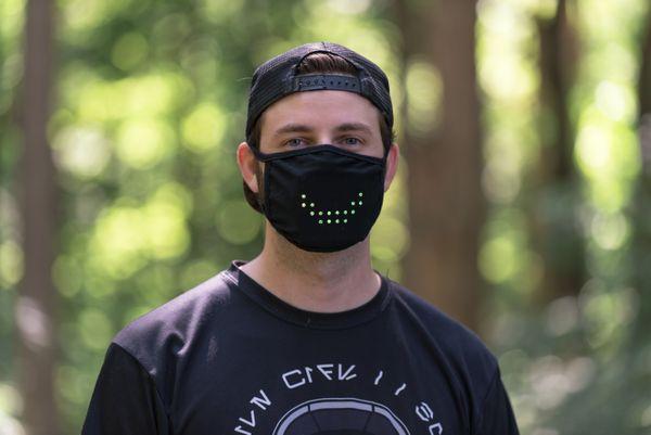 """Face masks save lives, but they can make communication difficult. <a href=""""https://maskmarket.com/shop/led-smart-mask/"""" targe"""