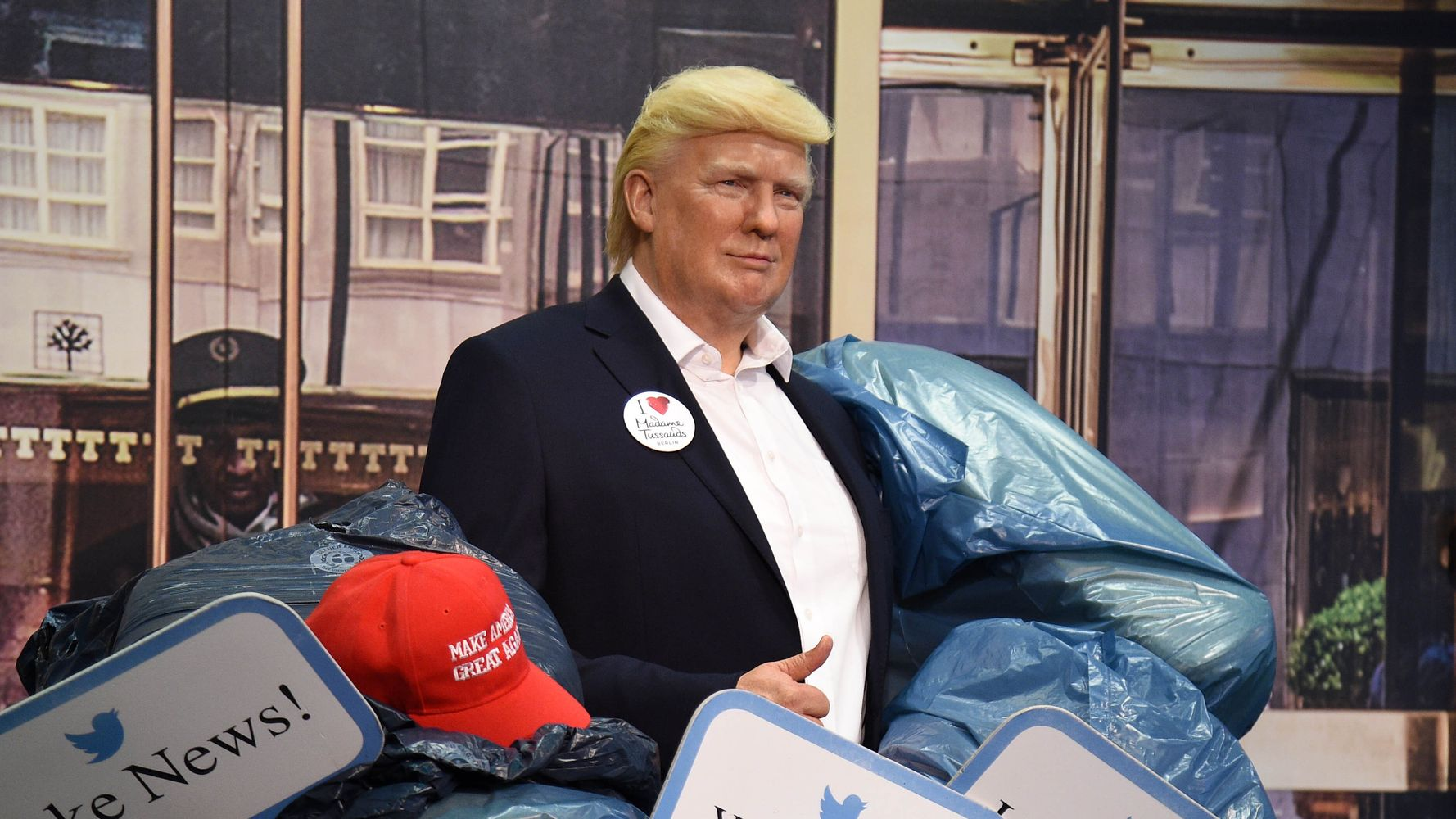 Berlin's Madame Tussauds Wax Museum Dumps Trump Before US Election