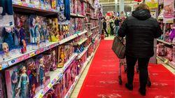 Les magasins de jouets demandent la fermeture des rayons jouets des