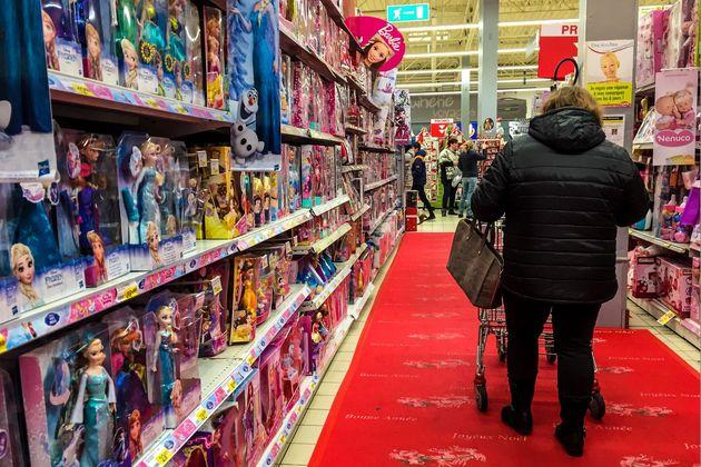 Les marchands de jouets déposent un recours contre les hypermarchés. (photo