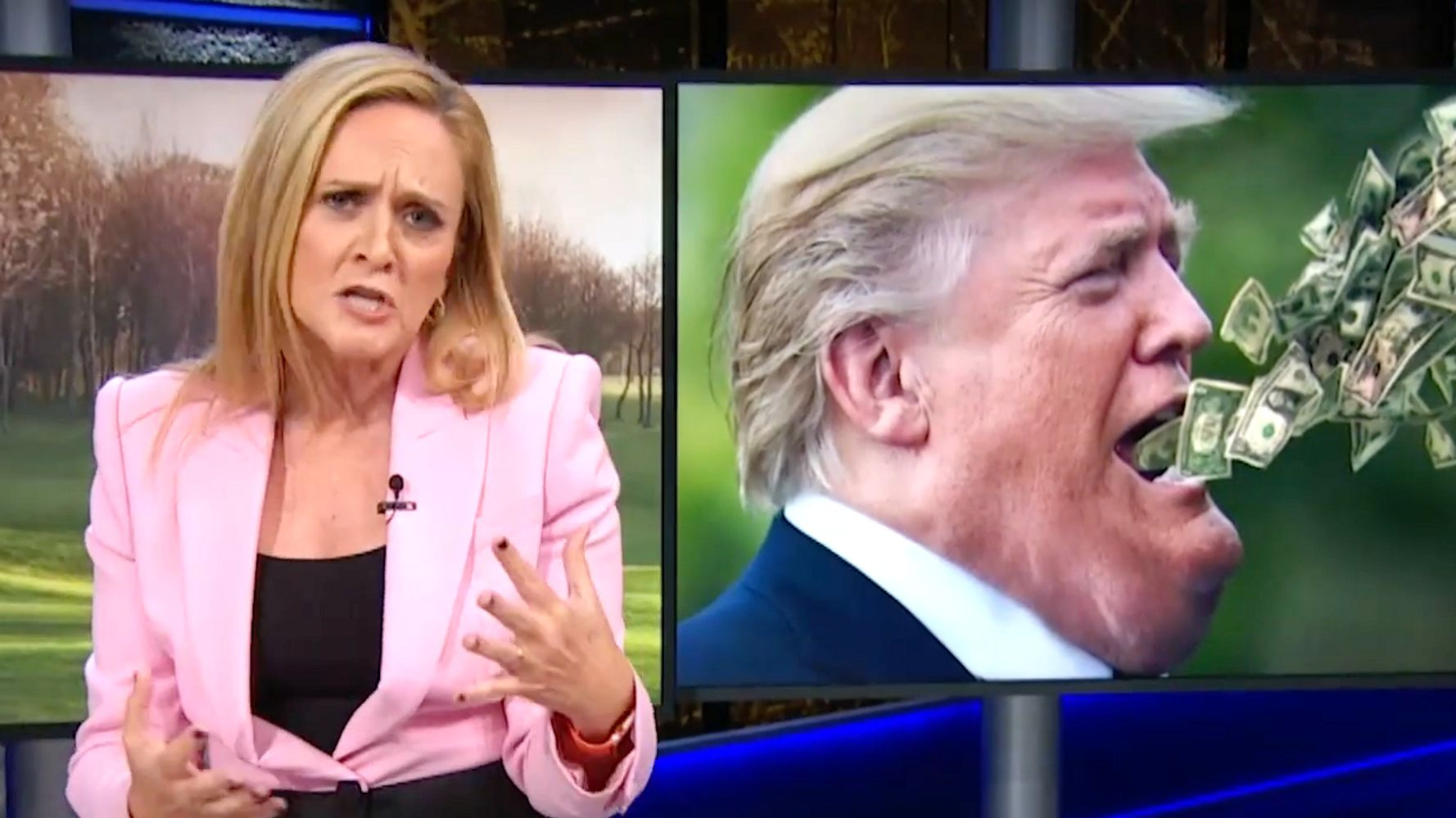 Samantha Bee Hits Donald Trump With A 22-Minute Montage Of Her Most Brutal Takedowns
