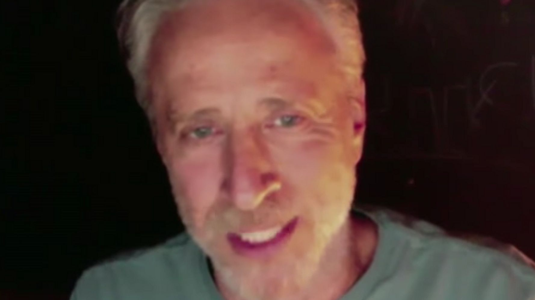 'Terrified' Jon Stewart Sums Up How Many Americans Feel Right Now