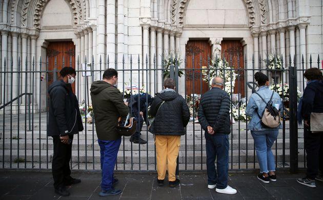 Deux jours après l'attaque de Nice, l'évêque de la ville dit