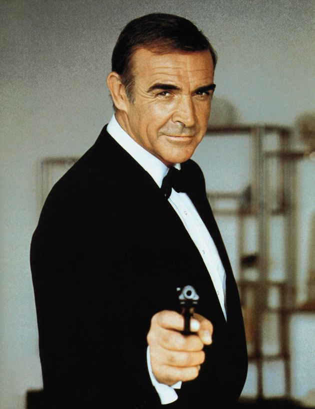 Sean Connery was the first actor to bring James Bond to the big screen.