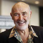 L'acteur écossais Sean Connery, premier James Bond au cinéma, s'est