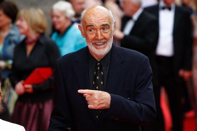 Sean Connery morreu aos 90 anos. Nesta imagem, aos 80 anos, participa do Festival Internacional de Filmes...