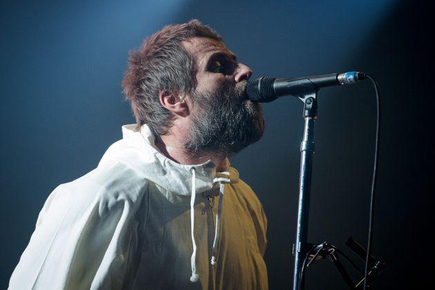 Liam Gallagher sbotta con un