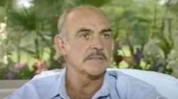 Sean Connery, en 1987: