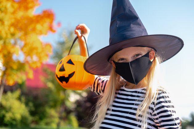 Une fête d'Halloween toute particulière en cette année...