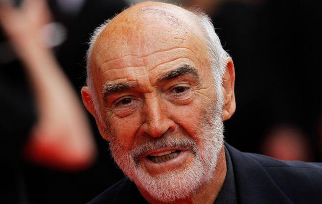 Les hommages à Sean Connery (ici à Édimbourg en juin 2010) ont plu après...