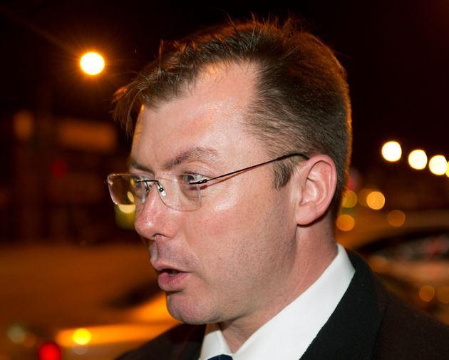 Rob Anders fait face à cinq accusations, dont des accusations d'évasion fiscale....