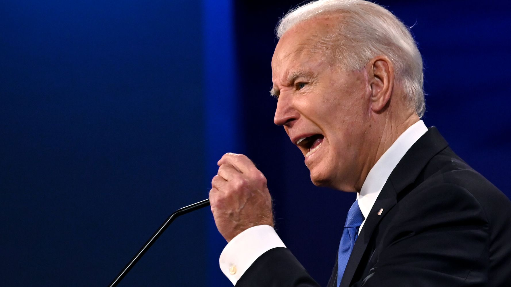 How Joe Biden And Young Voters Learned To Love Each Other — At Least For Now