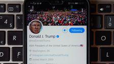 Twitter Account Posting Trump's Tweets Verbatim Has Been Flagged 4 Times