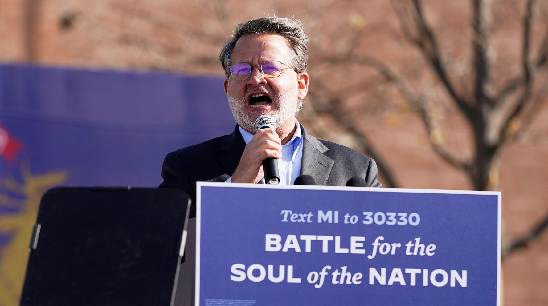 Michigan Democratic Sen. Gary Peters Wins Reelection In Expensive Race