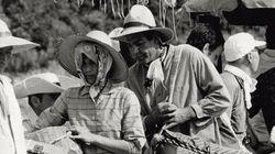 ショーン・コネリーさんは54年前の夏、ジェームズ・ボンドとして日本を訪れていた(画像)