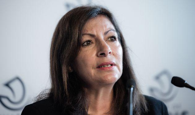 Anne Hidalgo, ici le 29 octobre à Paris, annonce une