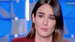 Le lacrime di Silvia Toffanin, in onda dopo la morte della madre: