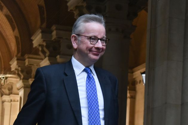 Michael Gove Denies Leaking News Of Second England Lockdown