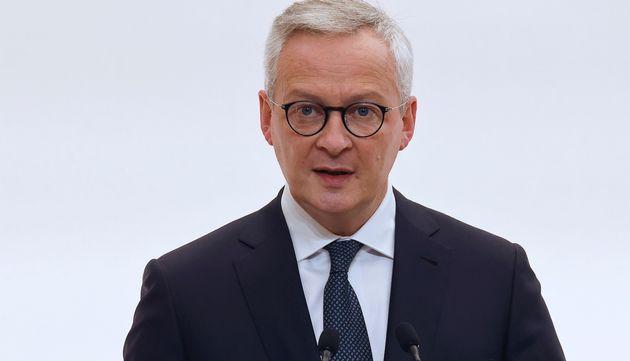 Bruno Le Maire, ici le 15 octobre à Paris, a dénoncé les élus