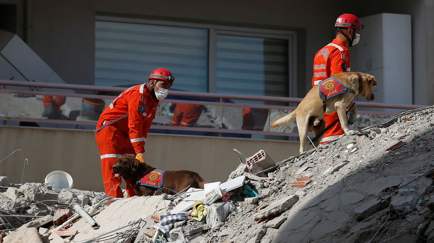 70-Year-Old Pulled Out Alive In Turkey As Earthquake Toll Hits 60