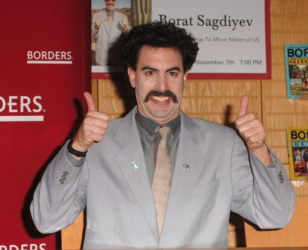 Borat genio o verme? Il Kazakistan ha imparato la lezione, gli Usa