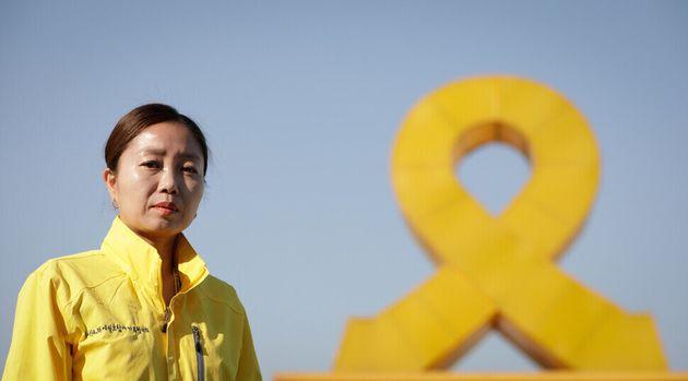 순회 활동에 매일 참여한 세월호 유가족