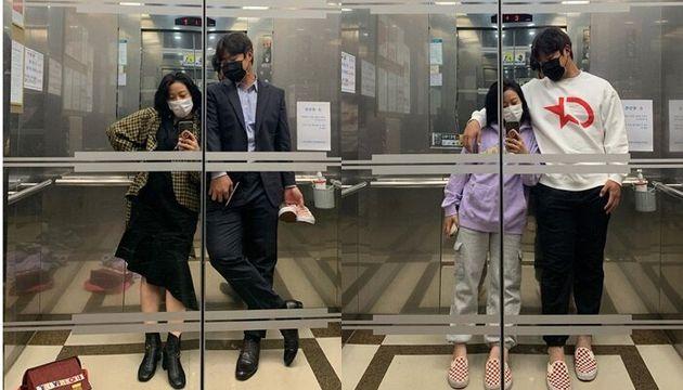 김영희, 윤승열 커플의 상견례 전/후