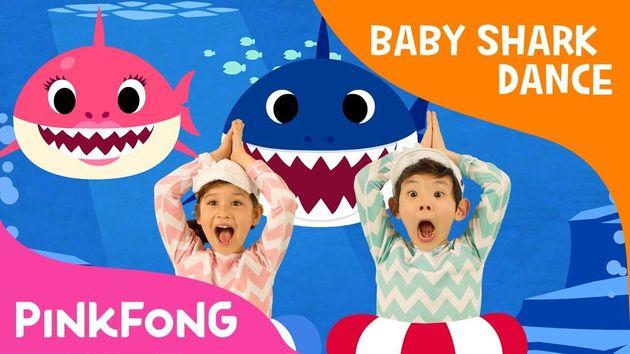 핑크퐁 아기상어(Baby Shark Dance) 유튜브