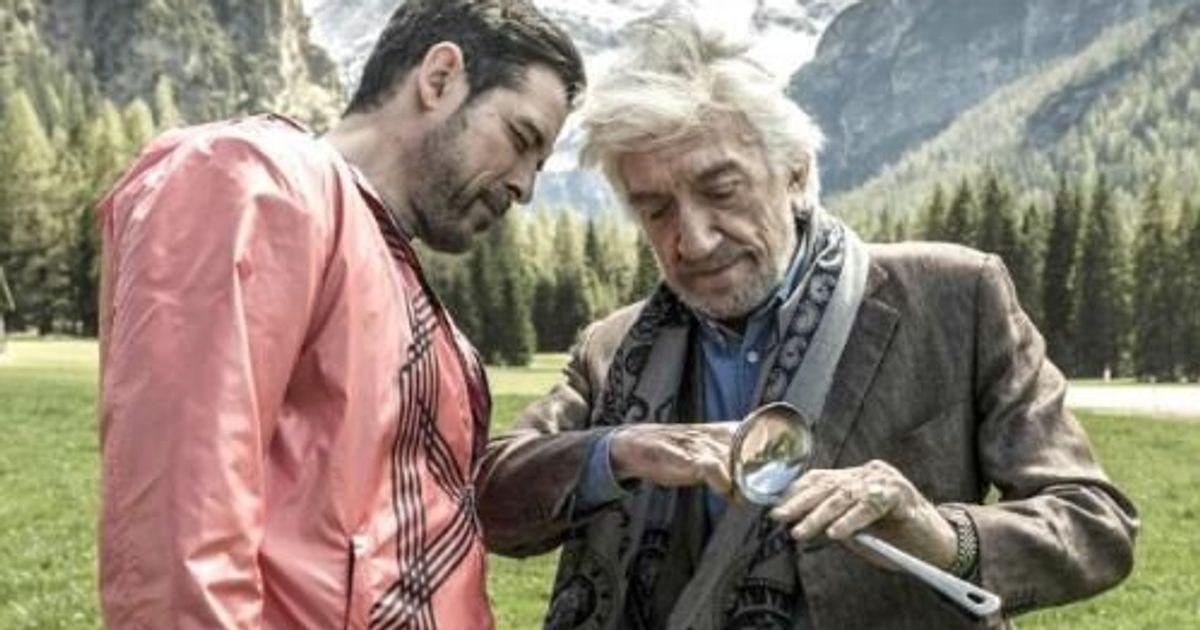 """""""Ciao maestro e amico"""". Alessandro Gassmann ricorda Proietti e posta foto insieme"""
