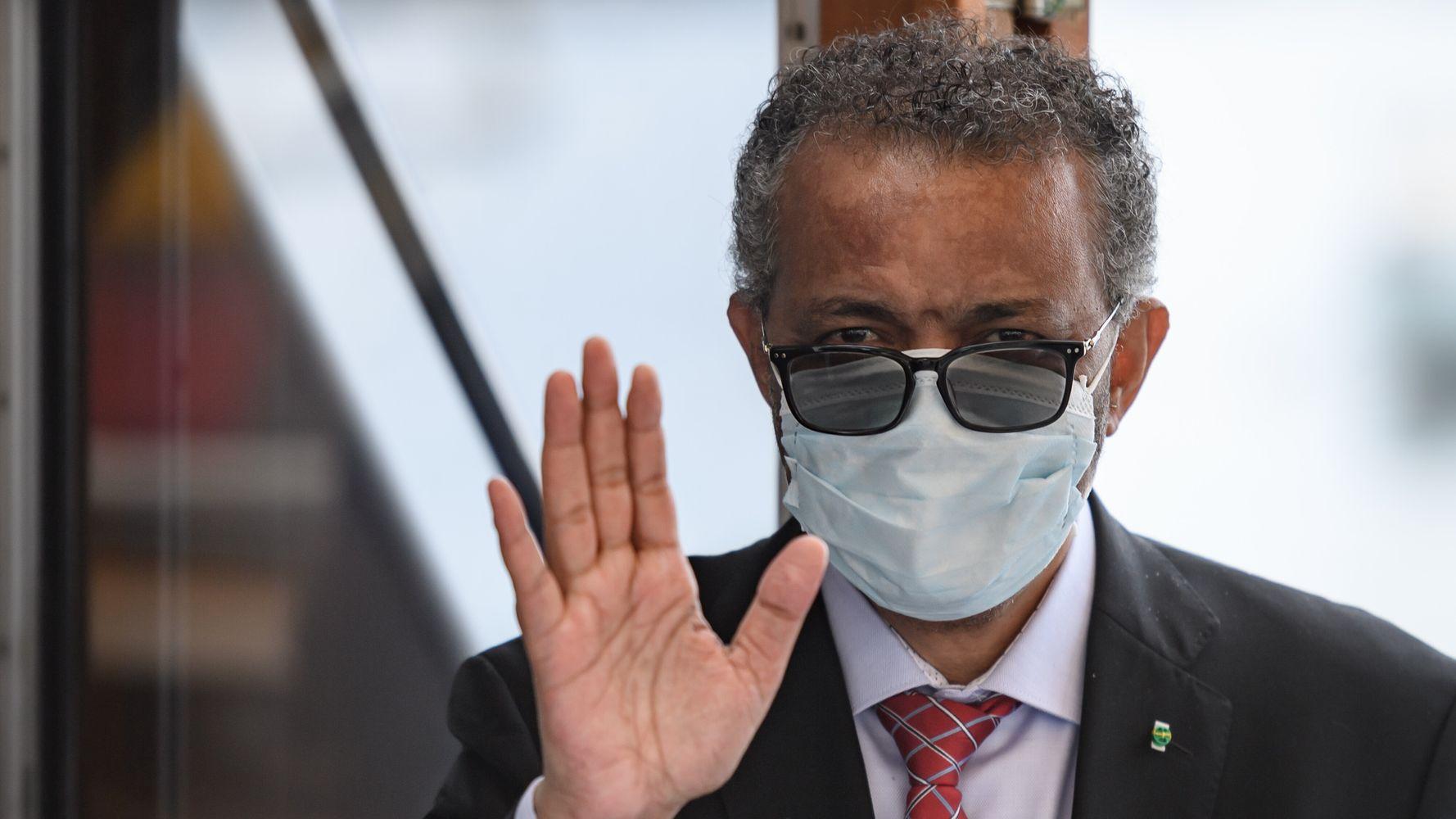WHO Chief Tedros Adhanom Ghebreyesus Self-Quarantines After Exposure To Coronavirus