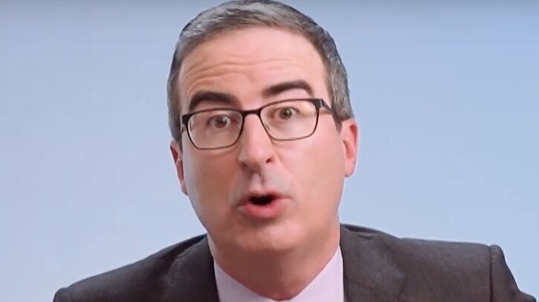 John Oliver Delivers Damning Indictment Of Trump Just Hours Before Election