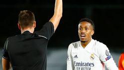 Éder Militão, jugador del Real Madrid, positivo en