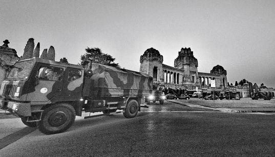120 giorni di emergenza Covid a Bergamo: vince il racconto fotografico di Tiziano
