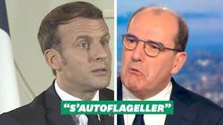 Macron et Castex n'ont pas la même approche sur les causes du