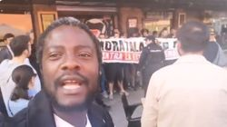 Bertrand Ndongo, conocido simpatizante de Vox, 'trending topic' por esta crítica al