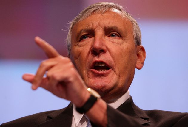 Ex-Unite Union Chief Tony Woodley Accepts Seat In House Of Lords