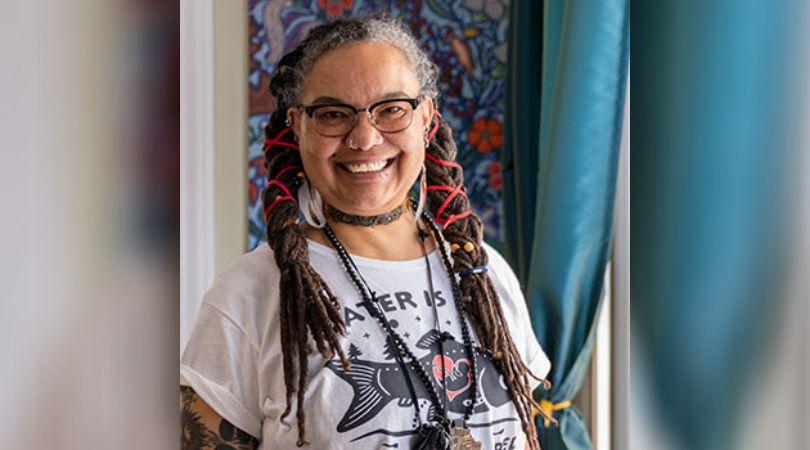 Ann Marie Beals is a third-year PhD student at