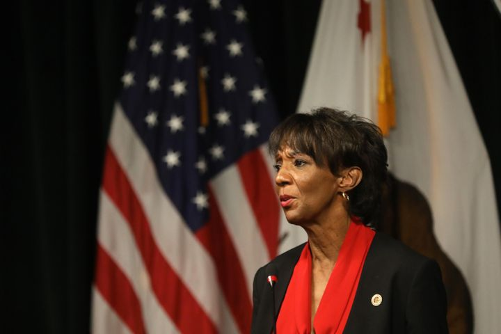 Black Lives Matter activists have organized for years to oust Los Angeles District Attorney Jackie Lacey for failing to prose