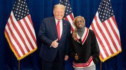 Pourquoi Donald Trump a accordé sa grâce à quelques rappeurs bien