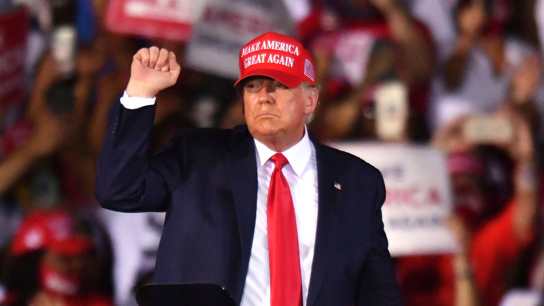 Trump Campaign Sets The Stage For Election Night Coup