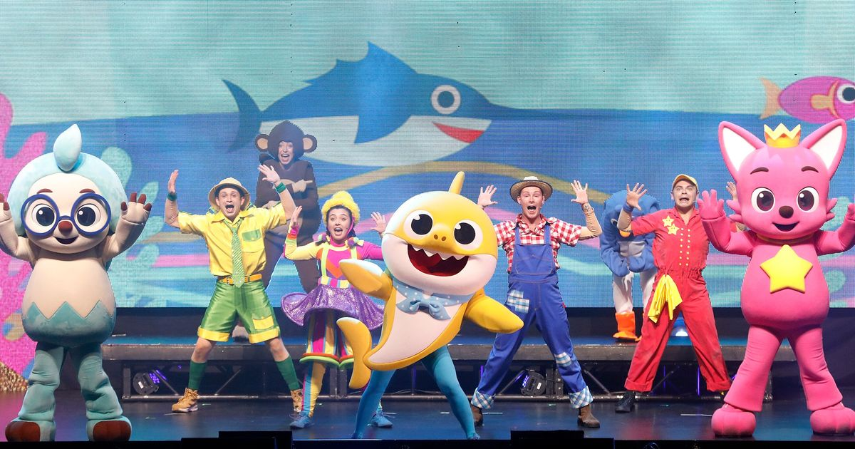 Baby Shark Dance Is Now The Most-Watched Video On YouTube ...