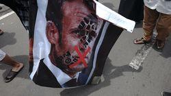 Al-Qaïda menace Macron et appelle à tuer quiconque insulte le