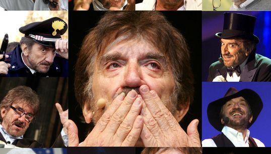 Addio al sorriso magico di Gigi Proietti. Mattarella: