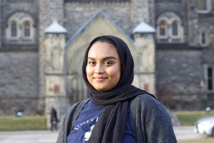 Muntaka Ahmed, the president of the University of Toronto Students' Union, said the union is currently working on a report about campus police.