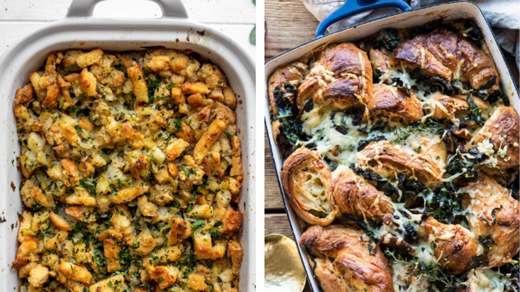 The Best Stuffing Recipes For Thanksgiving Dinner